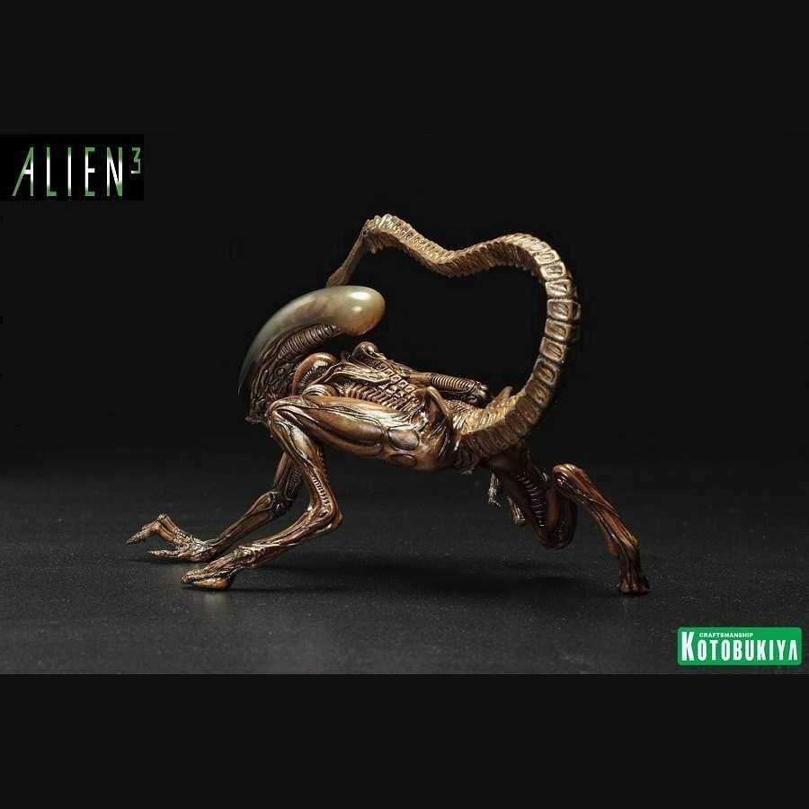 Alien 3 Movie: ALIEN 3 MOVIE DOG ALIEN ARTFX STATUE FROM KOTOBUKIYA